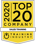 Training Industry Top 20 Sales Training Company