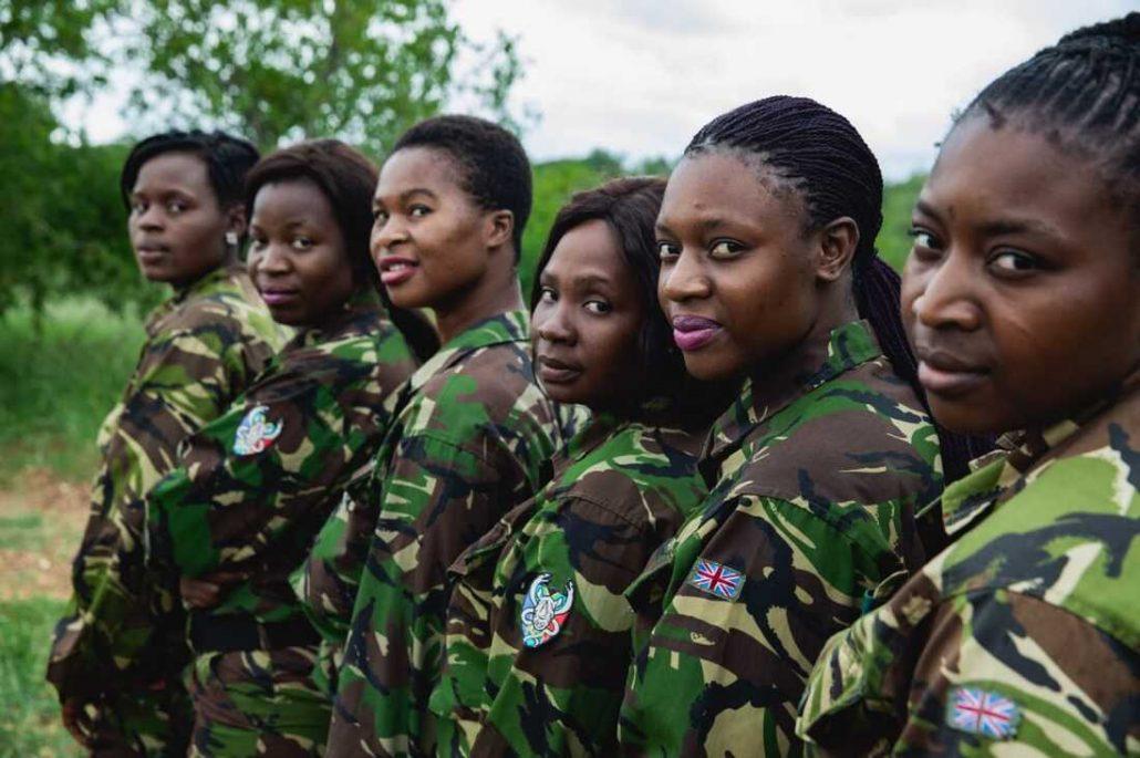 Black Mambas Anti-Poaching Unit