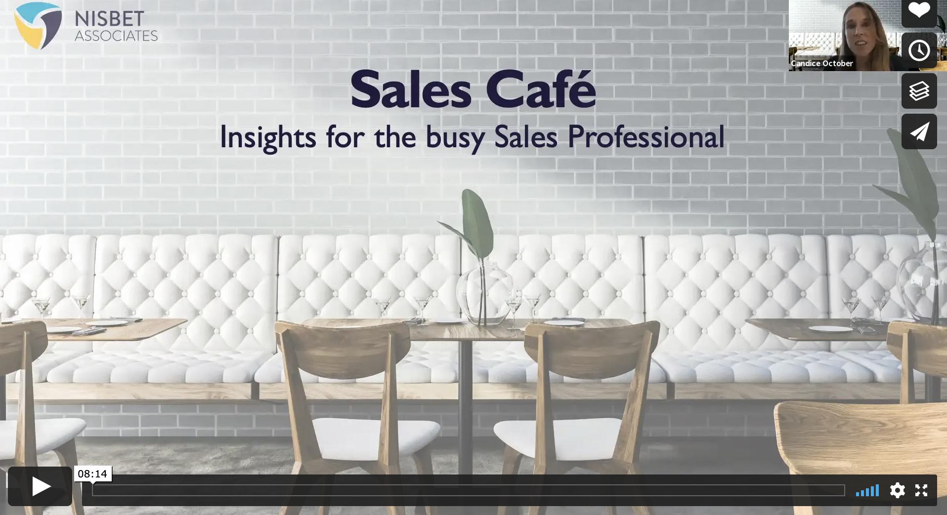 Sales Cafe