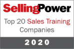 Selling Power Top 20 Sales Training Company