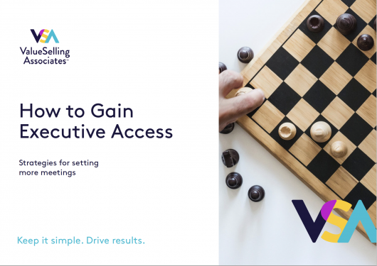How to Gain Executive Access